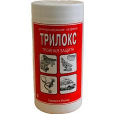 Дезинфицирующие салфетки - Салфетки Трилокс