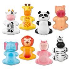 Детский ассортимент  - Funny Animals - гигиенический футляр для зубных щеток