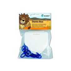 Лечебные и профилактические средства  - Футляр Miradent Dento Box для ортодонтических конструкций