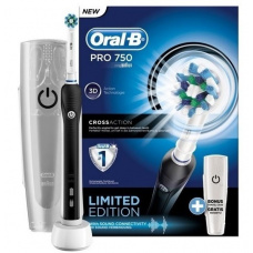 Oral-B Орал-Би Зубная щетка Pro 750 CrossAction Про 750 КроссЭкшн