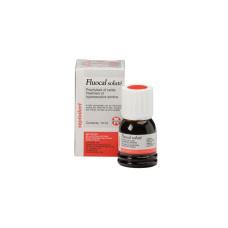 Профилактика кариеса - Fluocal sol Флюокал сол - жид.для лечен.гиперестезии зубов(13мл), Septodont Септодонт