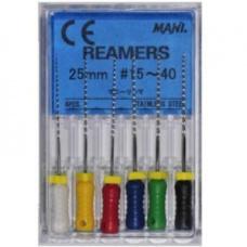 Reamers Римеры эндодонтические файлы