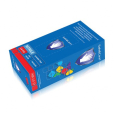 Перчатки - Перчатки Safe&Care  нитриловые фиолетовые (200 шт)