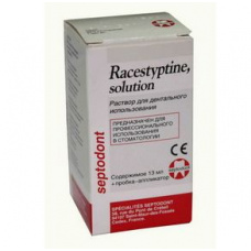 Рацестиптин Солюшн Racestyptine solution 111286