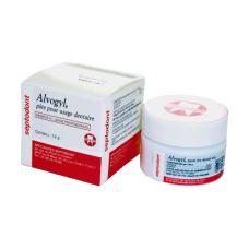 Лечебные препараты - Альвожил (ALVEOGYL) - компресс для альвеол (10г), Septodont Септодонт