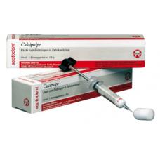 Calcipulpe Кальципульпа - паста на гидроокиси кальция (2,5г.), Septodont Септодонт