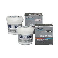 Временные пломбировочные материалы - MD Temp дентин паста МД Темп