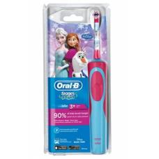 Электрические зубные щетки Oral-B - Электрическая зубная щетка для детей Oral B Stages Power Frozen Холодное сердце, Орал би Стэйджес Пауэр