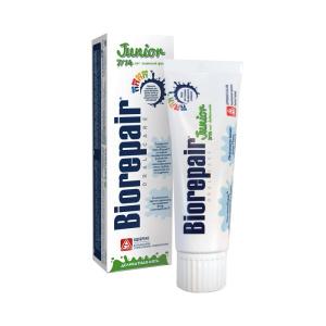 Biorepair junior Mint. Зубная паста с экстрактом сладкой мяты