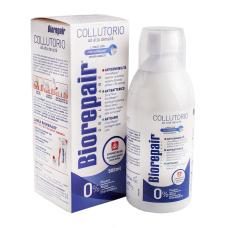 Ополаскиватели для полости рта - Ополаскиватель Biorepair антибактериальный 4 действия, 500 мл