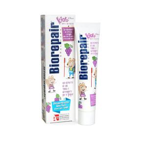 Детская зубная паста Biorepair Kids виноград, 50 мл (0-6 лет)