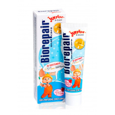 Детская зубная паста Биорепейр Biorepair Kids Strawberry  112028