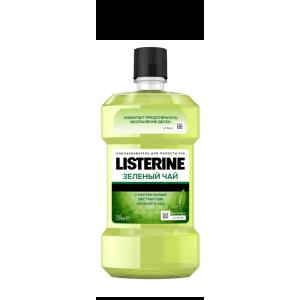 "Ополаскиватель Listerine (Листерин) ""Зеленый чай"", 250 мл"