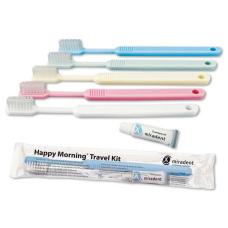 Miradent Мирадент - Happy Morning® Travel Kit - дорожный набор для очистки зубов (50 шт)