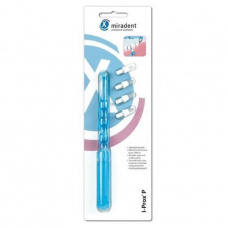 Miradent Мирадент - Зубная щетка Miradent I-Prox P Монопучковая (держатель+4 насадки)