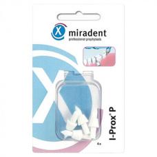 Зубные Щетки и Ершики - Насадки сменные Miradent I-Prox P монопучковые, 4 шт
