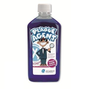 Ополаскиватель для индикации зубного налета miradent Plaque Agent (500 мл)
