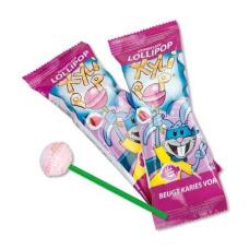 Детские зубные пасты и гели - XyliPOP Lolli - леденец со 100% ксилитом, клубника