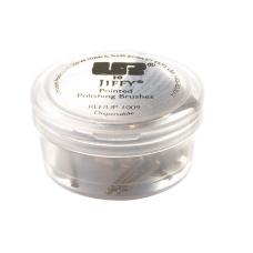 Jiffy Pointed Brushes - Конусные полировочные щетки (10шт) 112131 фото 1