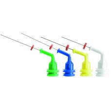 Эндодонтические инструменты Ultradent - NaviTip (ассортимент)-Насадки для пломбировочного материала EndoREZ (20шт.)