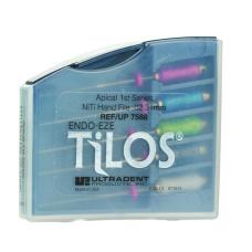 TiLOS Apical file Kit LONG L 31 мм, №№ 25-45 - Набор длинных апикальных файлов (5шт. в уп.) 112123 фото 1