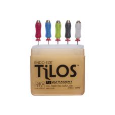 Эндодонтия - cтраница 5 - TiLOS Apical file Kit SHORT L 23 мм, №№ 25-45 - Набор коротких апикальных файлов (5шт. в уп.)