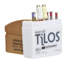 Эндодонтические инструменты Ultradent - TiLOS Patient Pack EXTRA SHORT (Комплект из экстра коротких файлов (8шт)