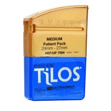 Эндодонтические инструменты Ultradent - TiLOS Patient Pack MEDIUM - Комплект из средних файлов (8шт)