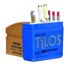 TiLOS Patient Pack MEDIUM - Комплект из средних файлов (8шт) 112065 фото 1