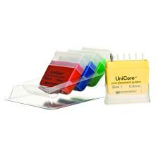 Эндодонтические инструменты Ultradent - UniCore Post System - Набор стекловолоконных штифтов