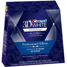Отбеливающие полоски Crest 3D Professional Effects  112036