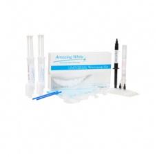 Отбеливание Amazing White - Amazing White Universal Whitening Kit - набор для химического отбеливания
