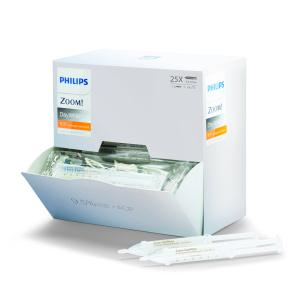 Bulk NW 16% CP домашнее ночное отбеливание 16% перекиси карбамида (СР) 25 шприцов в упаковке