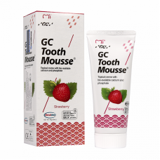 Tooth Mousse Тус Мусс гель GC клубника
