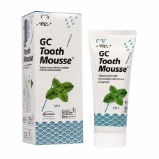 Tooth Mousse Тус Мусс гель GC мята