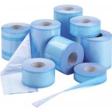 Рулоны и пакеты  для стерилизации - Рулон для стерилизации 100ММ*200М Dispodent Дисподент