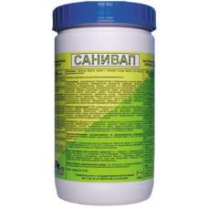 Дезинфицирующие средства - Санивап-Р Хлорсодержащие таблетки