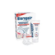Зубные пасты Biorepair - Biorepair Desensitizing Enamel Repairer Treatment. Препарат с каппой для быстрого укрепления и восстановления эмали