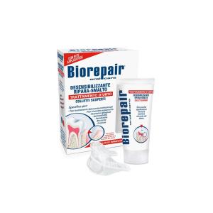 Biorepair Desensitizing Enamel Repairer Treatment. Препарат с каппой для быстрого укрепления и восстановления эмали