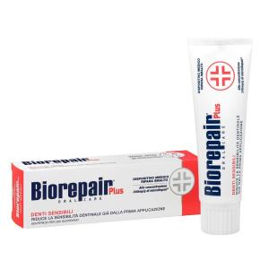 Biorepair Sensitive Teeth Plus. Зубная паста для чувствительных зубов