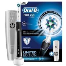 Электрические зубные щетки Oral-B - Орал Би электрические зубные щетки Oral B Pro 750 CrossAction