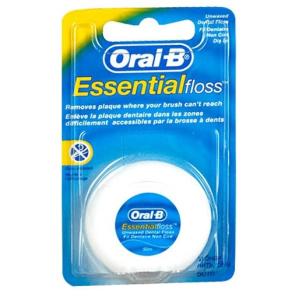 Oral-B Орал-Би Зубная нить Essential Floss Эссентиал Флосс (50 м)