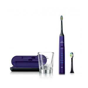 Электрическая зубная щетка Philips звуковая Diamond Clean Ametist (Филипс Диамонд Клин Аметист)