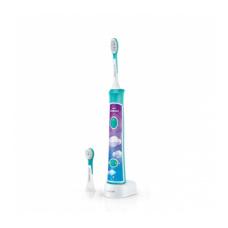 Электрические зубные щетки Philips - Philips Филипс электрическая звуковая зубная щетка For Kids+ ФорКидс+ HX6392/02