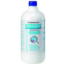Ополаскиватели Curaprox - ADS 905 / ADS 912 / ADS 920 Жидкость-ополаскиватель Curasept 900 мл (0,05% 0,12% или 0,20% хлоргексидина) Curaprox