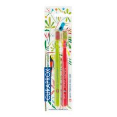 Детская стоматология - Набор детских зубных щеток CS smart Duo Jungle UltraSoft (2 щетки) Curaprox