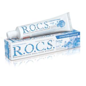 ROCS (РОКС) Зубная паста Отбеливающая, 74 гр