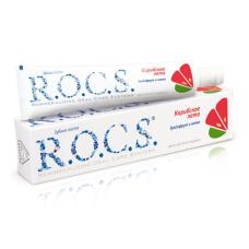 Зубные пасты Rocs - ROCS (РОКС) Зубная паста Грейпфрут и Мята, 74 гр