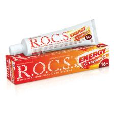Зубные пасты Rocs - ROCS (РОКС) Зубная паста 16+ Энерджи с Таурином, 74 гр