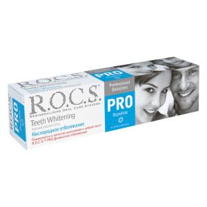 ROCS PRO РОКС ПРО Зубная паста Кислородное Отбеливание, 60 гр